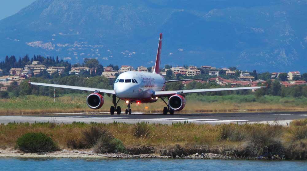 Авиакомпании Аэропорт Керкира