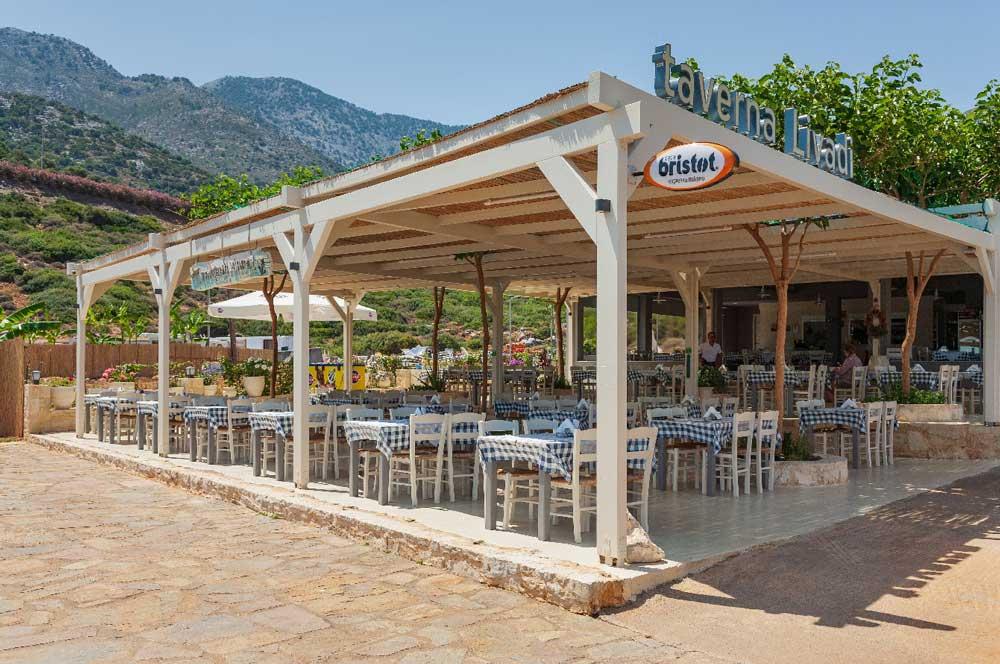 Рестораны на Бали Крит