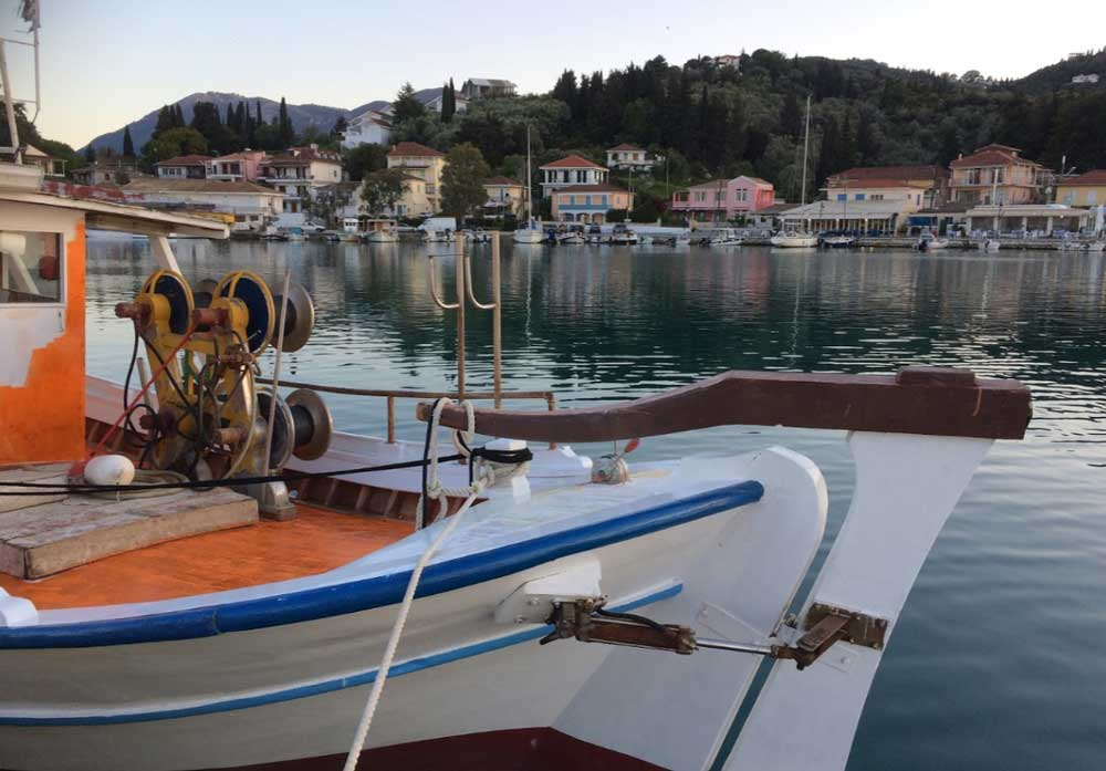 Лефкада Греция
