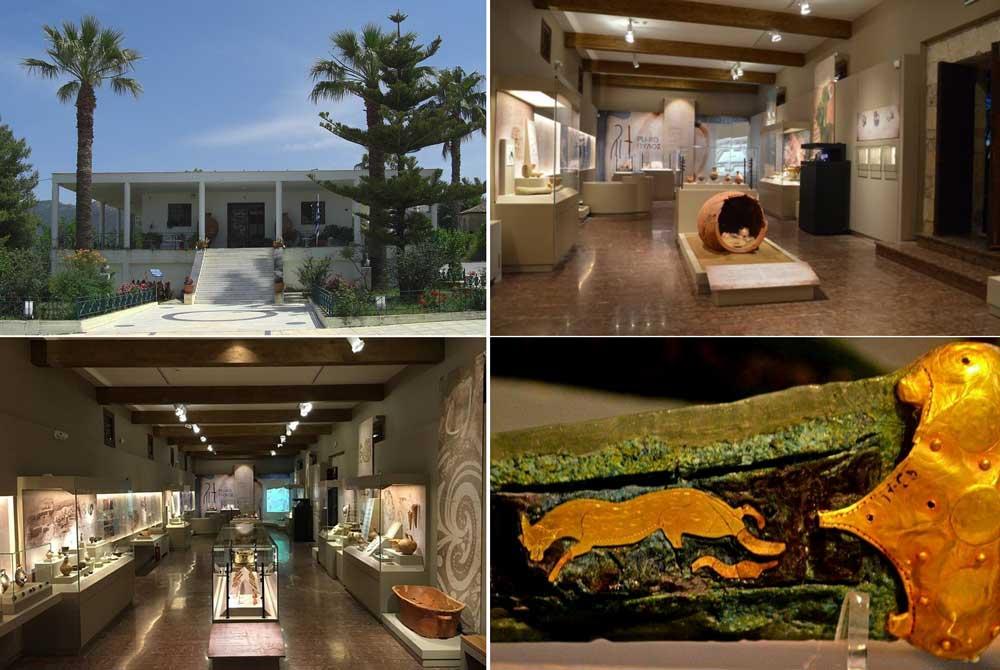 Археологический музей Пилоса