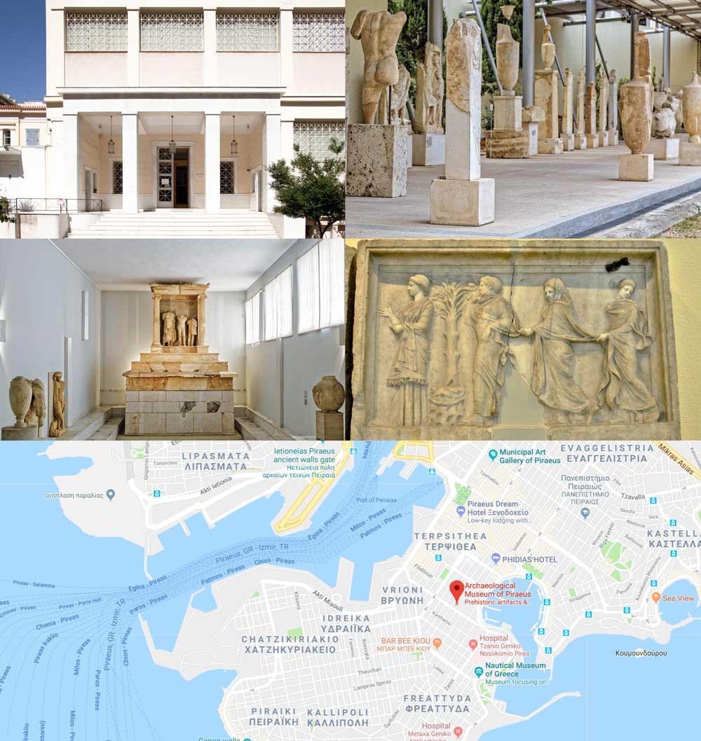 Археологический музей Пирей