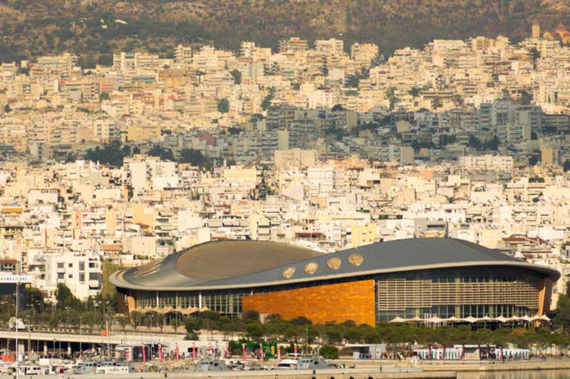Стадион Мира и Дружбы Пирей