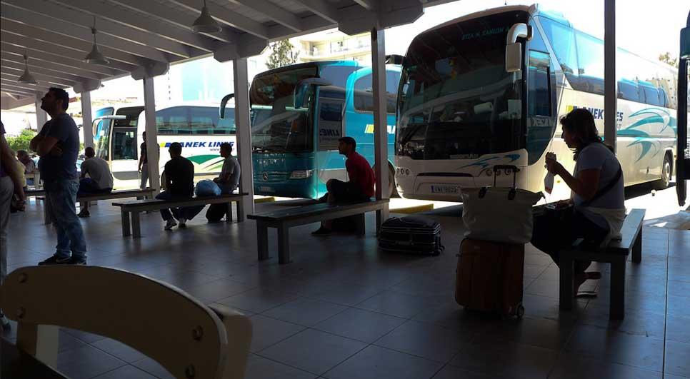 Поездка на автобусе из Ираклиона до Ханьи