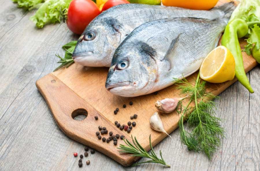 Рыба по гречески – ингредиенты