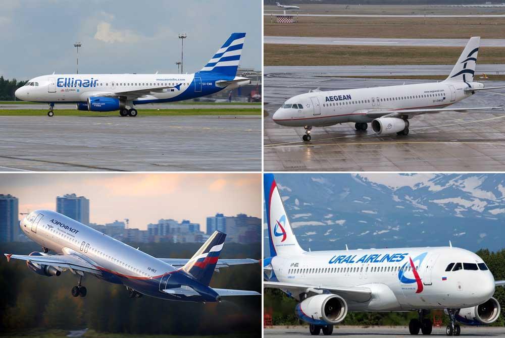 Авиакомпании летающие на Крит
