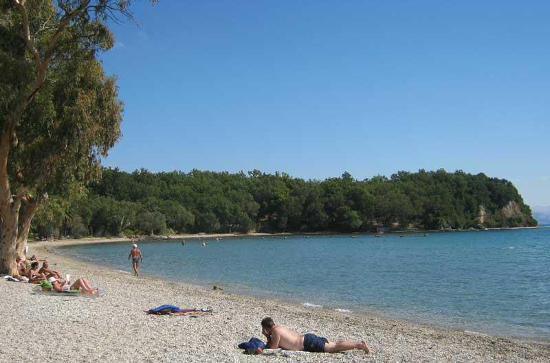 Пляжи в Дассии