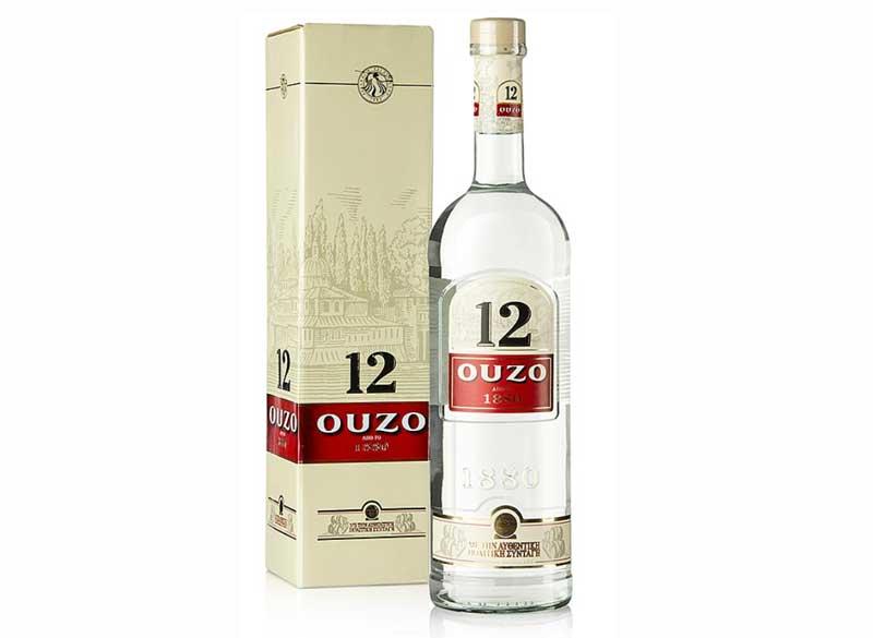 Рецепты коктейлей с Узо