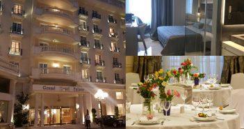 Grand Hotel Palace 5 звезд Салоники - информация для туристов
