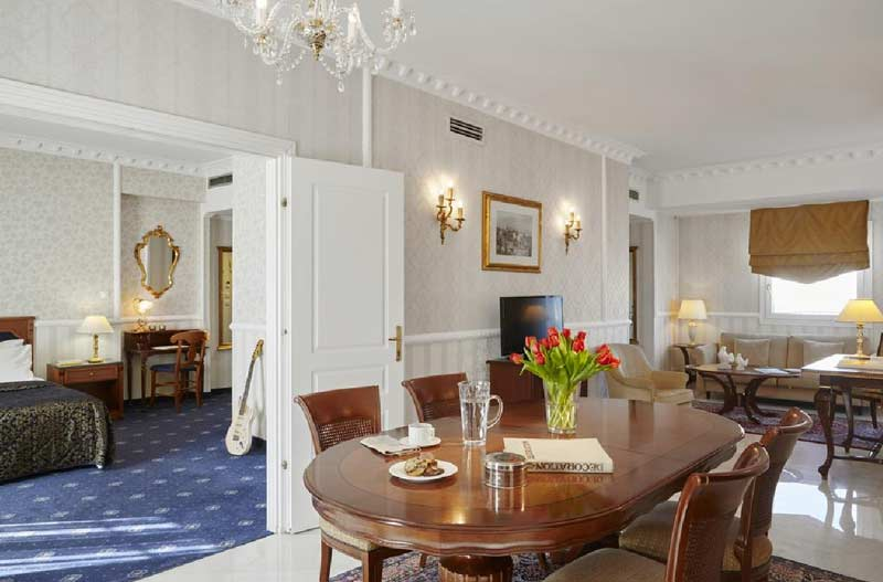 Номера отеля Grand palace