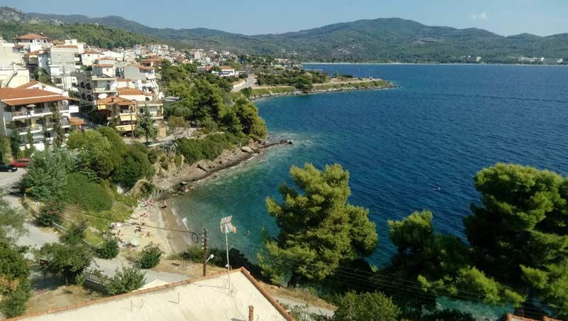 Курорты и пляжи Халкидик