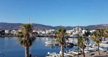 Греция остров Кос