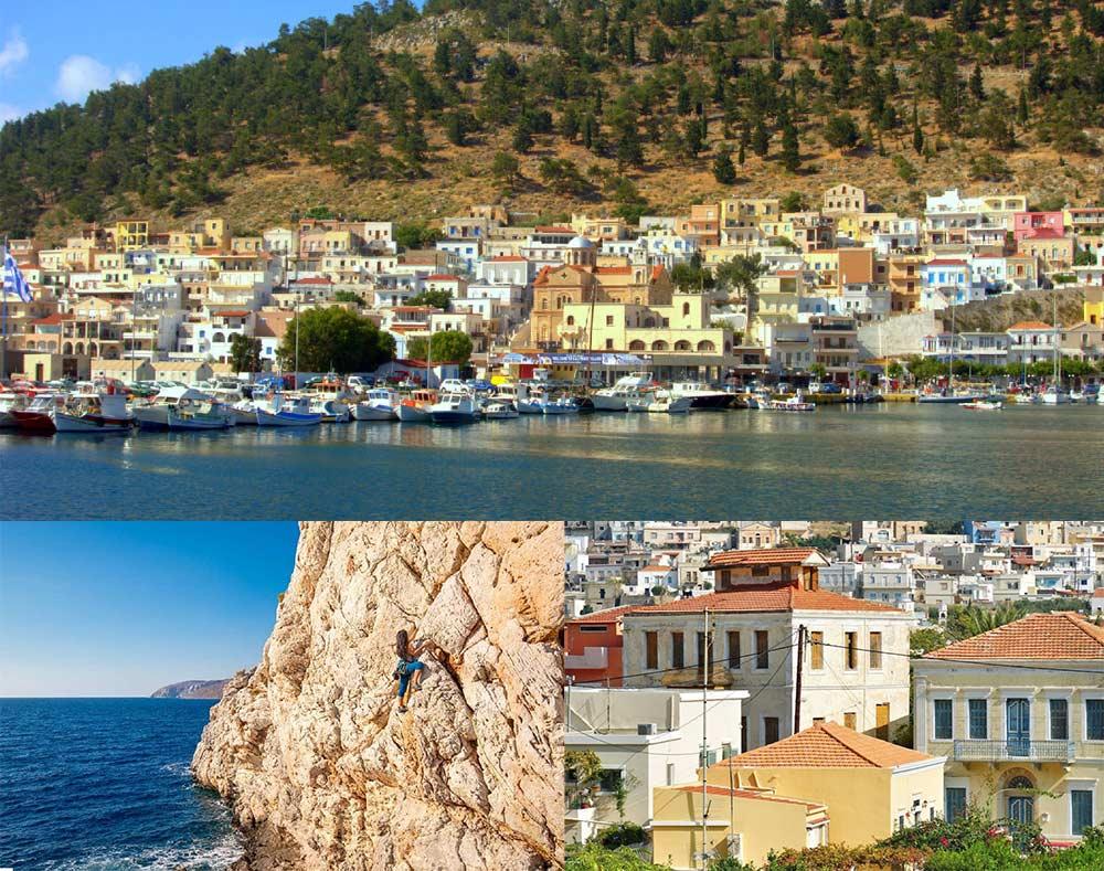 Остров Калимнос