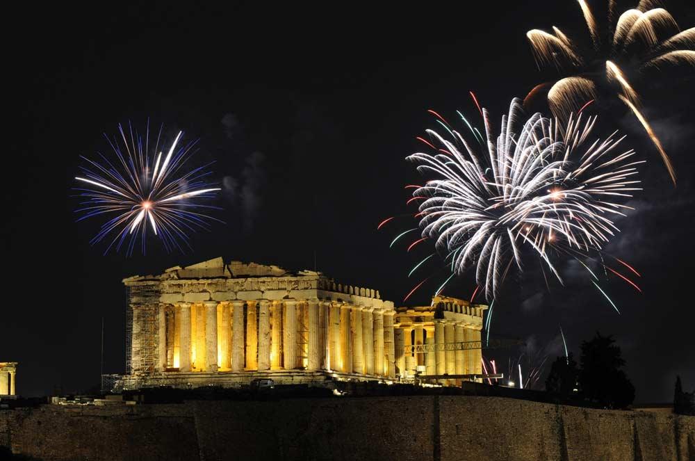 Как празднуют Новый год в Греции - традиции и информация туристам