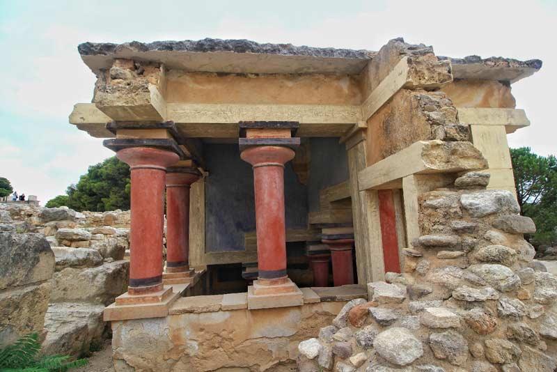 Главная достопримечательность Крита