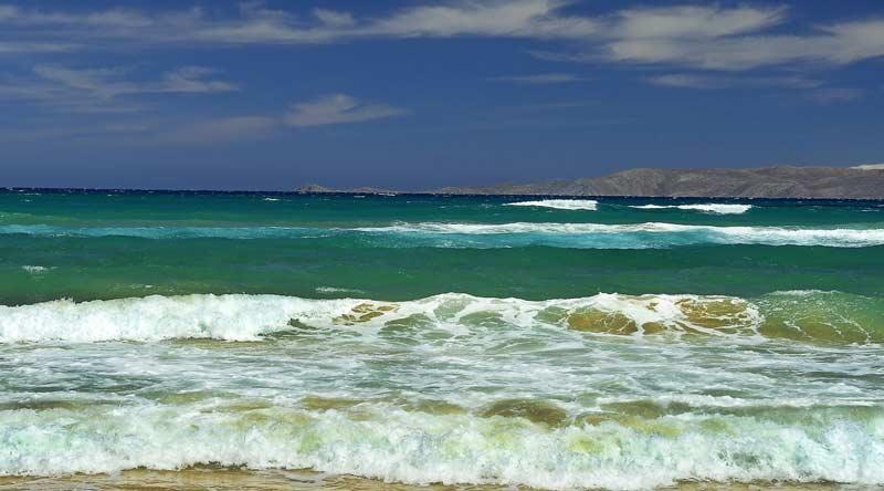 Море в Коккини Хани