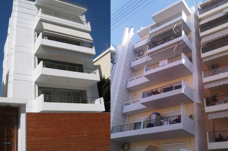 Квартиры в Афинах