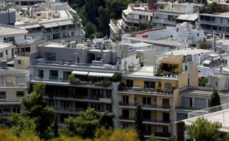 Выбор жилья в Афинах