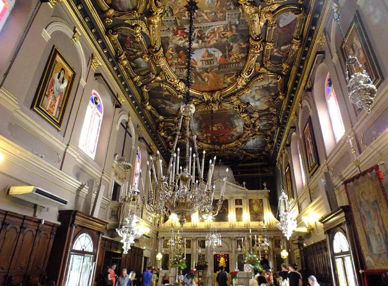 Мощи Святого Спиридона