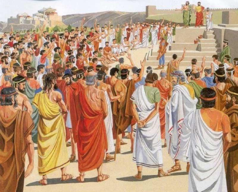 История населения Греции