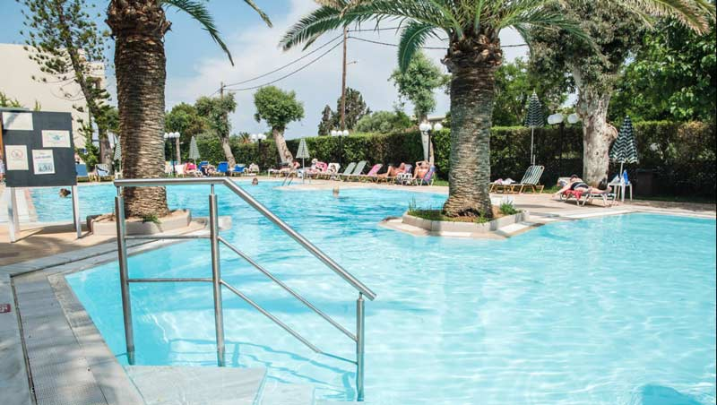 Orion Hotel 4 бассейн