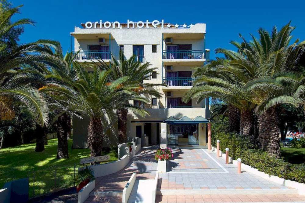 Orion Hotel 4 Греция Ретимно - самая полная информация об отеле