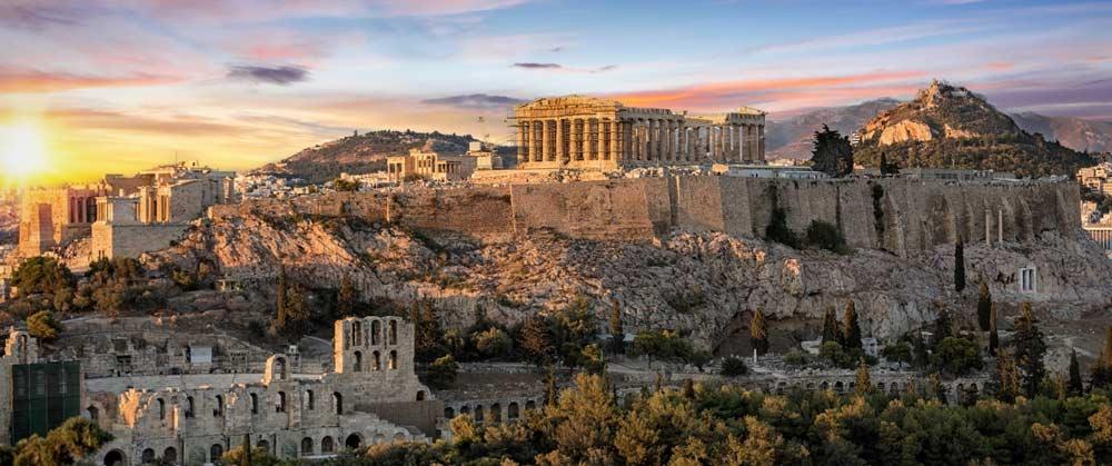 Архитектура Акрополя