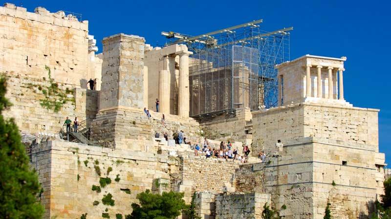 Экскурсии в Акрополь