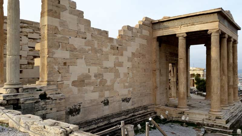 Сердце Афин Акрополь