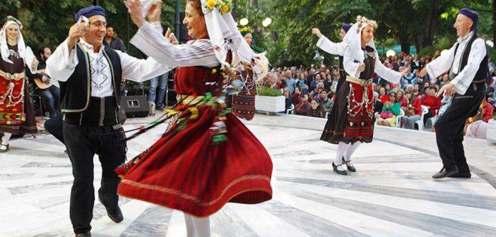 Греческий танец и его особенности: Сиртаки, Хасапико, Сиртос, Каламатьянос и другие