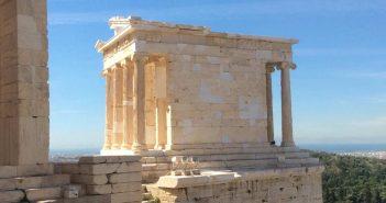 Храм Ники Аптерос - история храма, где находится и как добраться