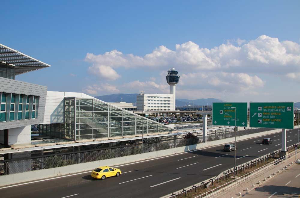 Как добраться до аэропорта Афин из центра города