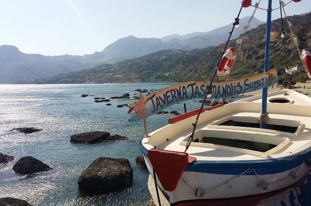 Крит Плакиас - море, пляжи, куда сходить. Полная инфа для туриста