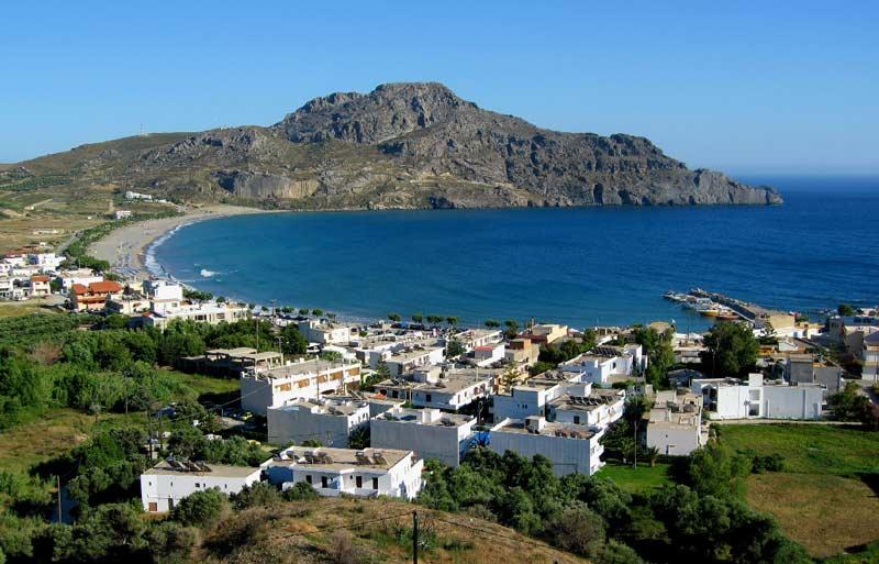 Крит Плакиас