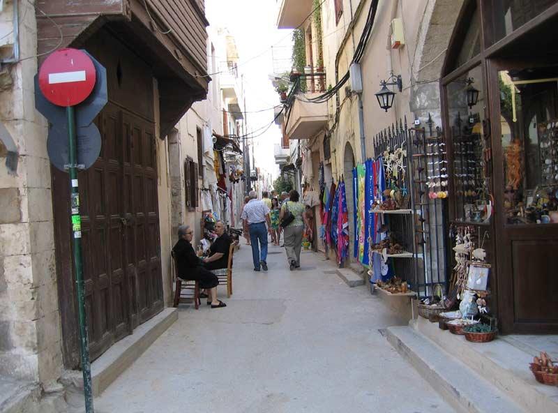 Магазины в Ретимно