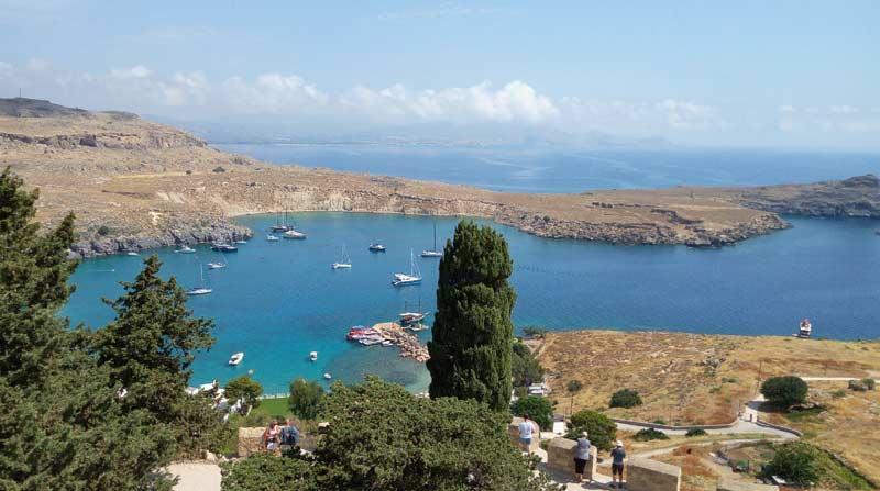 Остров Родос – жемчужина Греции: курорты, климат, карта + советы туристам