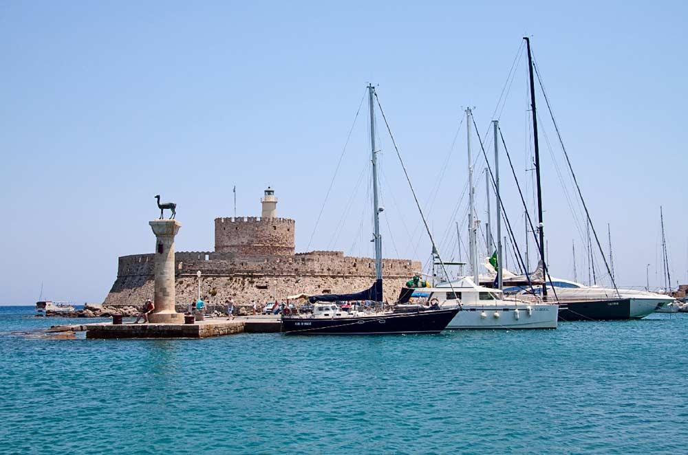 Остров Родос – жемчужина Греции