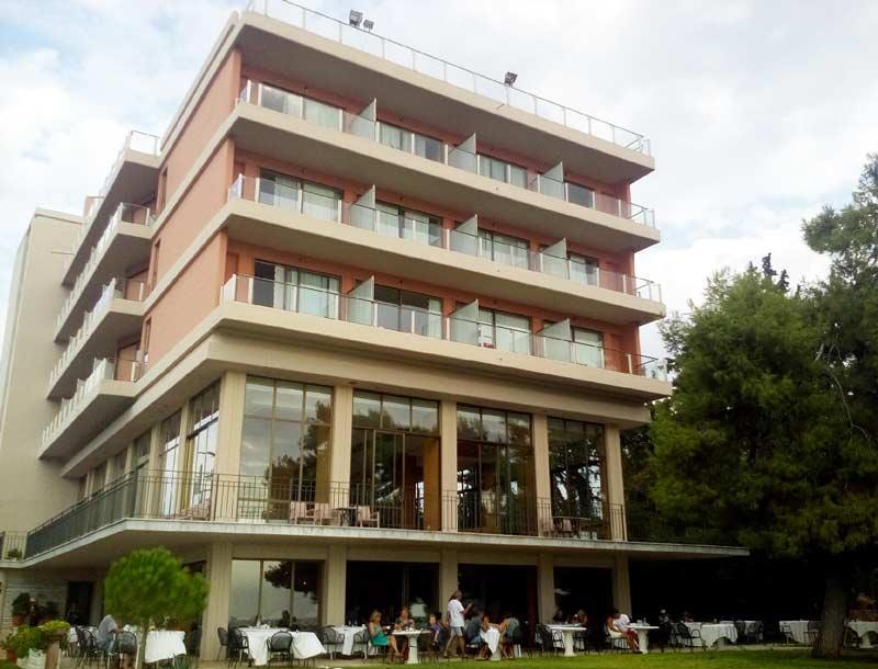 Отель Каламаки бич Пелопоннес Греция