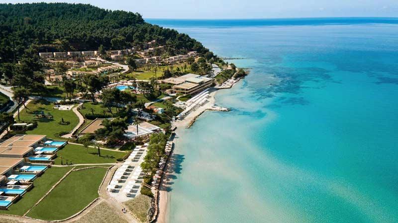 Sani Club Кассандра Халкидики Греция