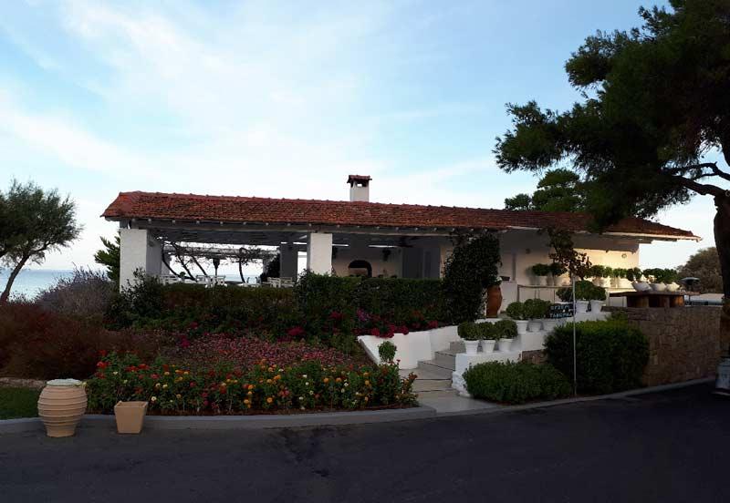 Рестораны в Отеле Сани Клаб