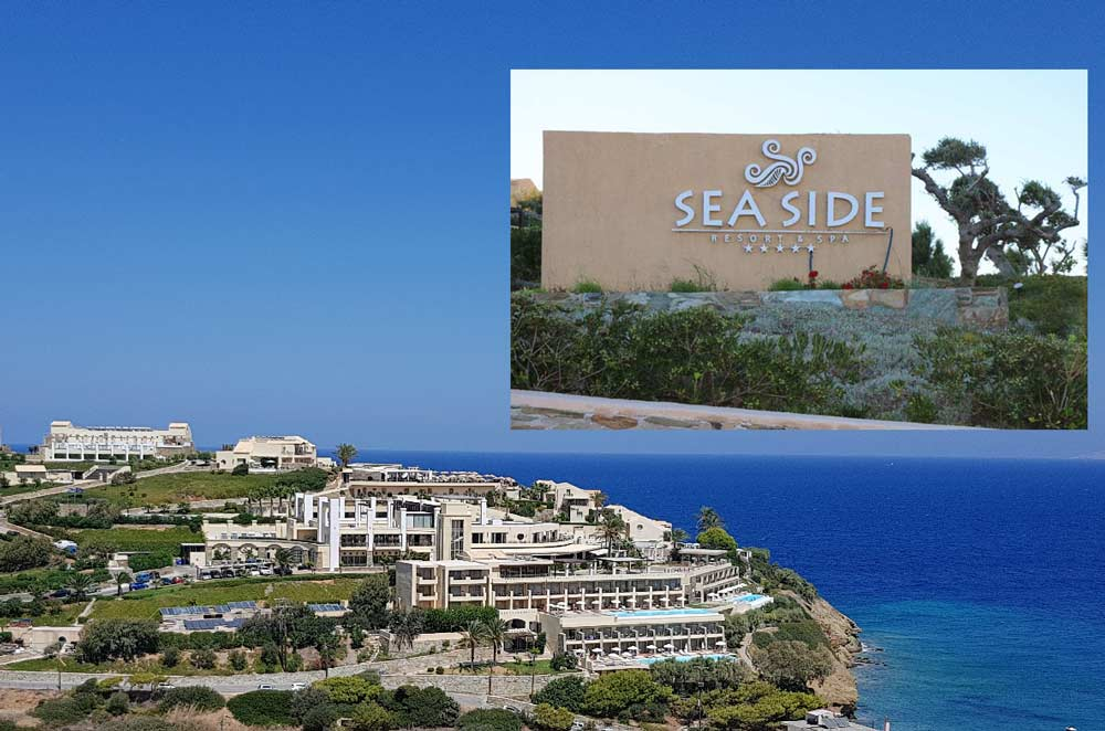 Отель Sea Side Resort Spa 5