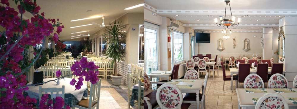 Рестораны Parthenon art hotel 3