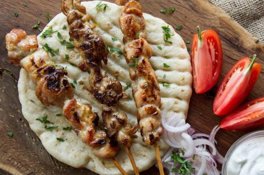 Сувлаки или шашлык по-гречески