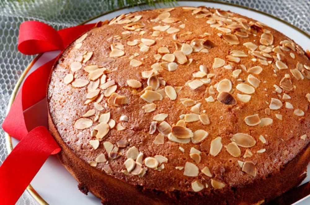 Греческий пирог Василопита