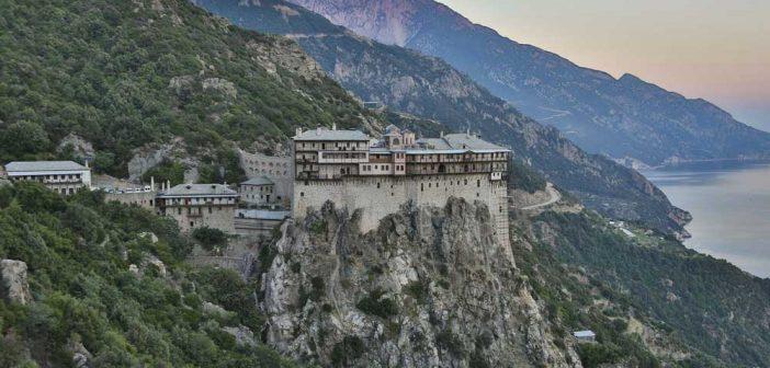 Афонский монастырь в Греции – обители и святыни