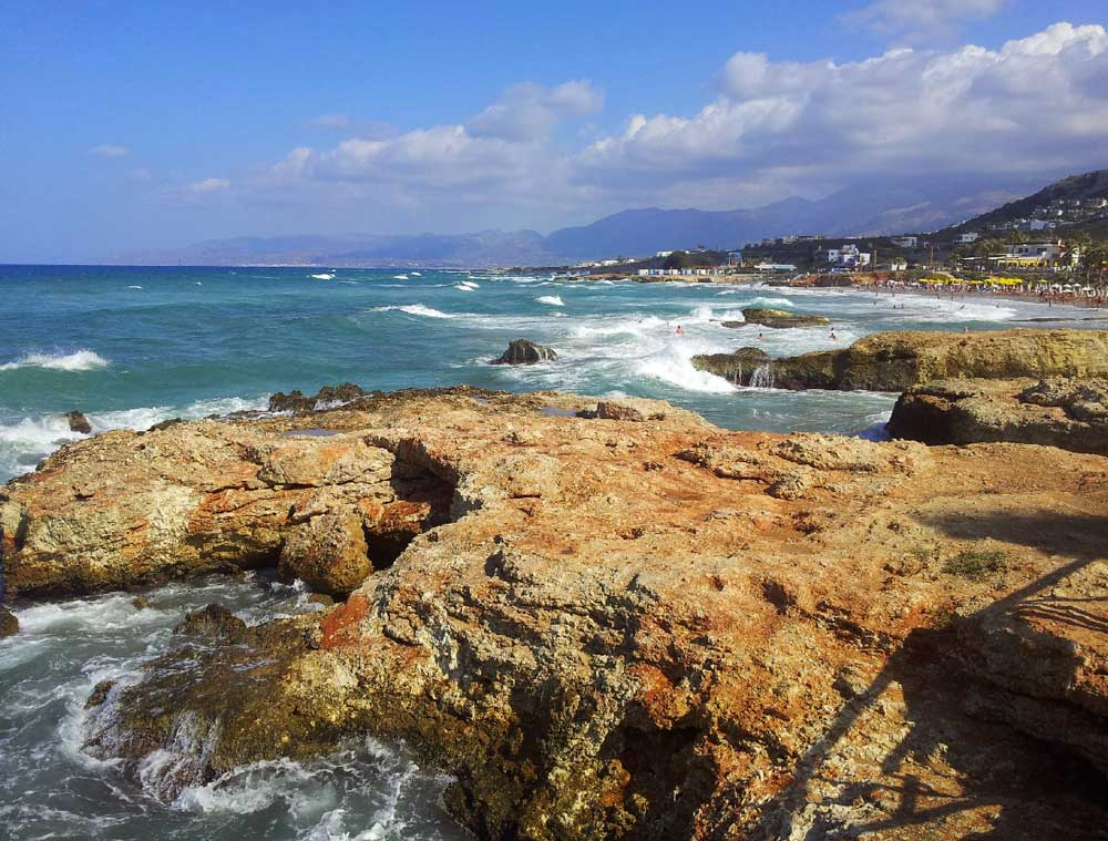 Пляжи Херсониссоса Крит