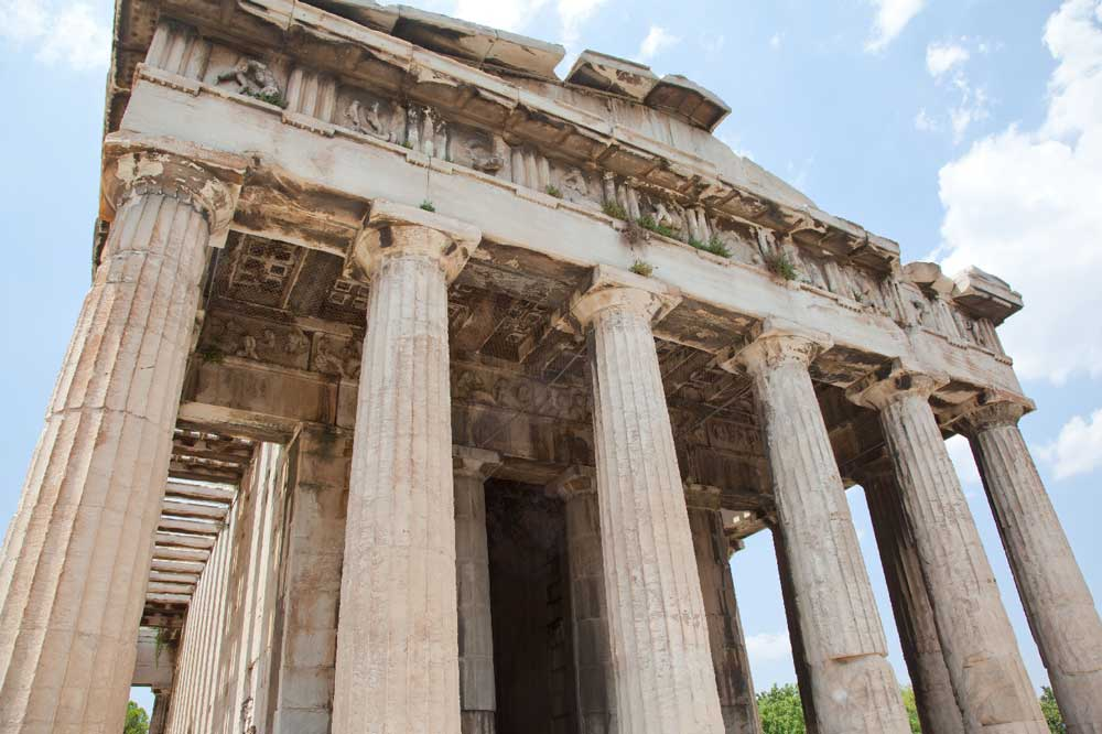 Храм Тесея