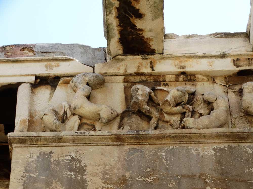 Храм Гефеста в Афинах - история, описание, информация для туристов
