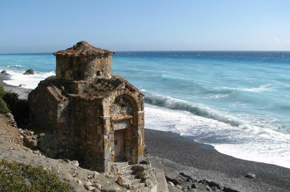 Погода на Крите в сентябре