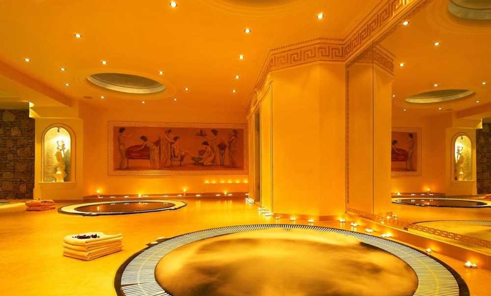 Спа в отеле Secret Paradise Hotel Spa 4