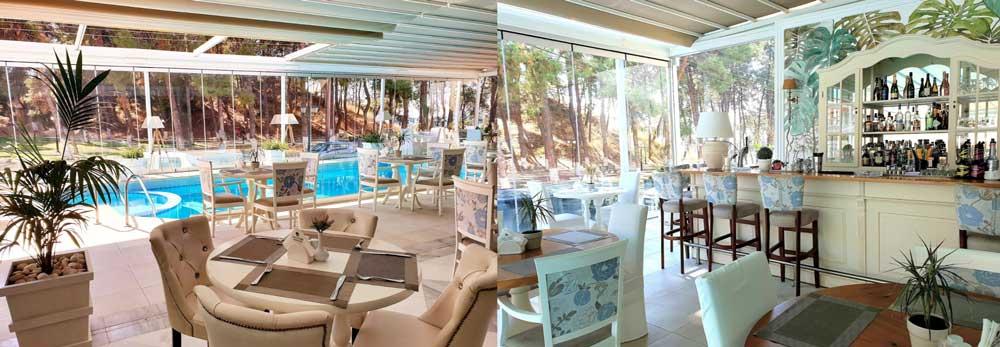 Бассейн в Secret Paradise Hotel Spa 4 Халкидики